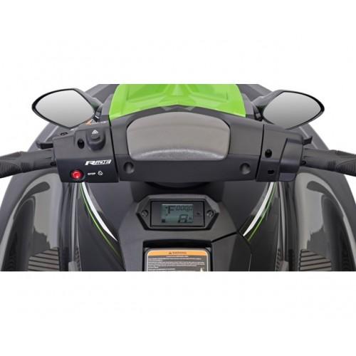 Dual rear view mirrors