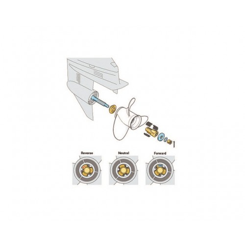 Yamaha Shift Dampener System