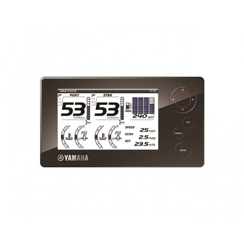 Command Link Plus - 6Y9 High Definition Gauge