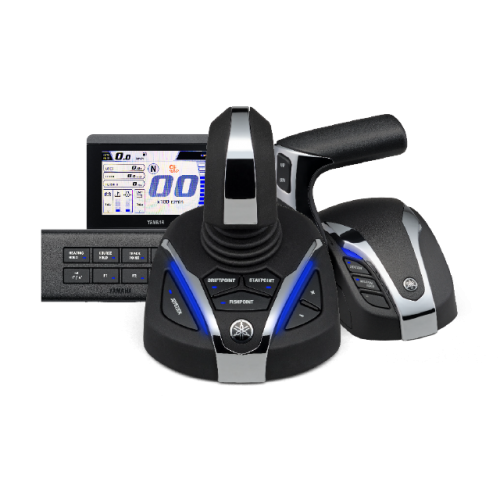 Digital Boat Control System