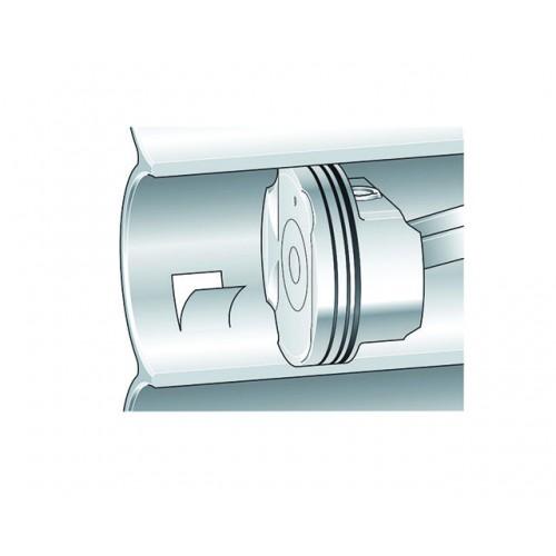 Plasma Fused Cylinders