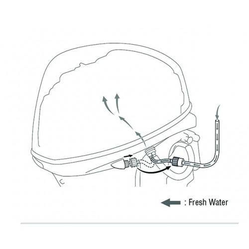 Fresh Water Flushing System