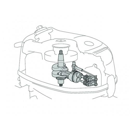 139cc Single-Cylinder