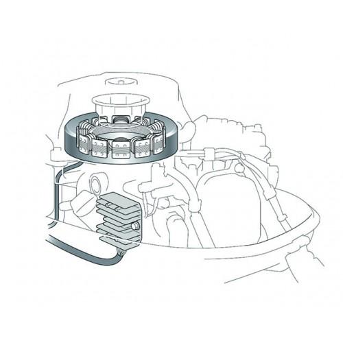 High-Output Alternator