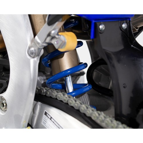 Industry-leading suspension
