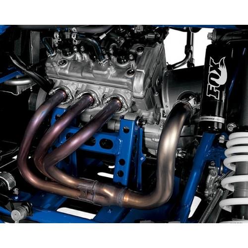Stunning 998cc Three-Cylinder Engine
