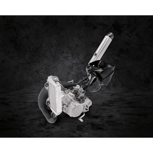 YPVS 2-stroke engine